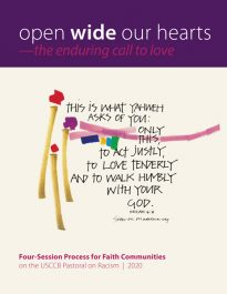 open wide our hearts—the enduring call to love