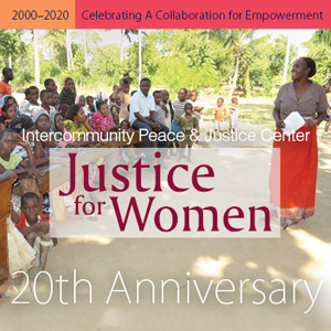 Justice for Women 20th Anniversary