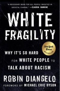White-Fragility-Robin DiAngelo Book Cover