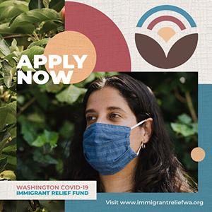 Washington COVID-19 Immigration Relief Fund