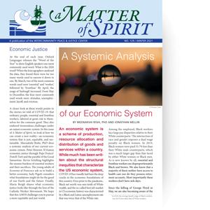 A Matter of Spirit, Winter 2021